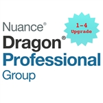 Dragon NaturallySpeaking Professional Upgrade