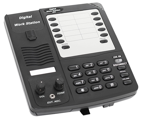 Dp 113hf Hfw C Phone Replacement Hands Free Dictate Station