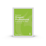 Dragon Pro Individual for Mac v6