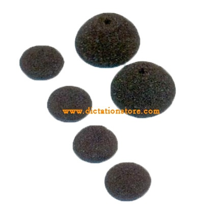 Replacement Ear Cushions For Olympus E62 And E61 Headsets