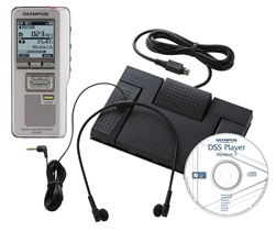 DS-2500 Digital Dictation and AS-2400 Transcription Kit
