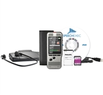 Philips Standard DPM6700 Digital Starter Kit w/ transcriber