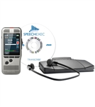 Philips Standard DPM7000 Digital Starter Kit w/ transcriber