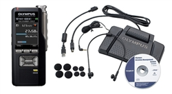 Olympus Professional Ds3500 Push Button Starter Kit