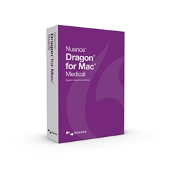 Dragon for Mac Medical