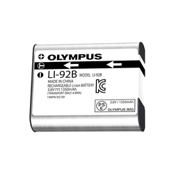 New Rechargeable Battery for Olympus DS9000 & DS9500 LI92B
