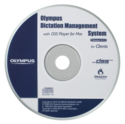Olympus DSS Player Pro Version 6 Transcription ODMS Software