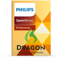 PSE4400 Philips SpeechExec Pro Dictate v10 Dragon