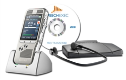 Philips Professional Digital Dictation and Transcrition Kit