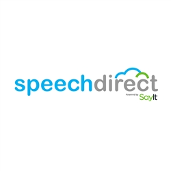 SpeechDirect by Say It - Cloud Based Speech Recognition Solution