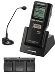 Olympus Pathology Digital Dictation Station Hands Free