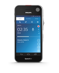 Philips SpeechAir Smart Dictation Recorder with Wifi and Android